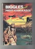 Biggles proti kamikadze - William Earl Johns