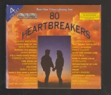 80 Heartbreakers - 4 CD-set (CD)