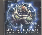 CD - Mortal Kombat Annihilation