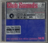 CD - Club Sounds vol. 16