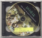 CD - The New World Symphony - Dvořák, The Water Music Suites - Handel