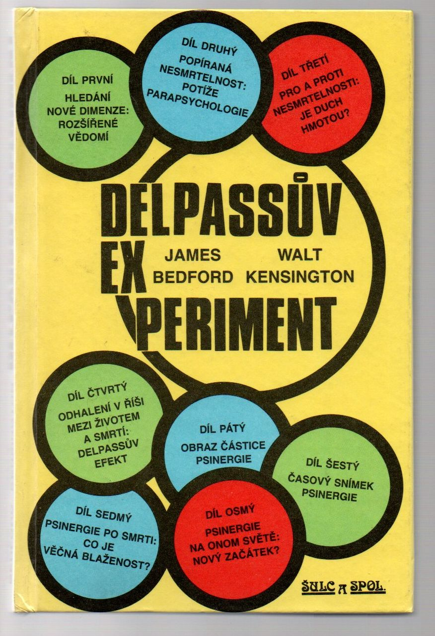 Delpassův experiment - James Bedford, Walt Kensington