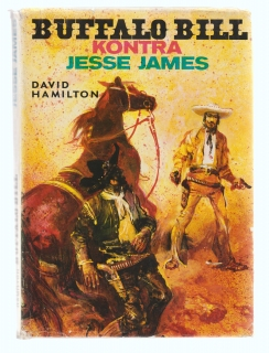 Buffalo Bill kontra Jesse James - David Hamilton