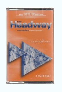 New Headway Intermediate 1 + 2 (MC, kazety)