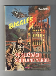 Biggles ve službách Scotland Yardu - William Earl Johns