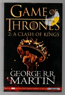 Game of Thrones 2: A Clash of Kings - George R. R. Martin