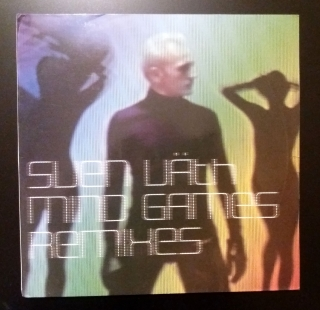 Sven Väth mind Games remixes (LP, gramodeska)