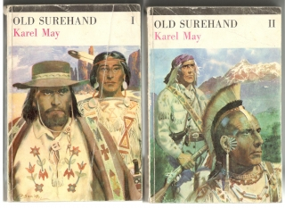Old Surehand I.+ II. - Karel May