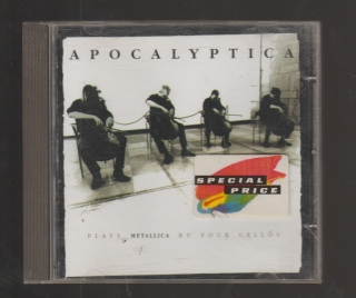 Apocalyptica - Plays Metallica by Four Cellos (CD)