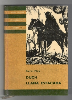 Duch Llana Estacada - Karel May (KOD)