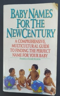 Baby names for the new Century (anglicky) - Pamela Samuelson
