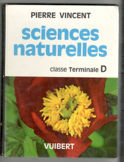 SCIENCES NATURELLES - PIERRE VINCENT