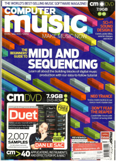 Computer Music - May 2010 (anglicky)