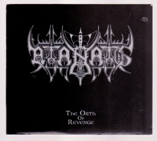 CD - Atanatos - The Oath Of Revenge