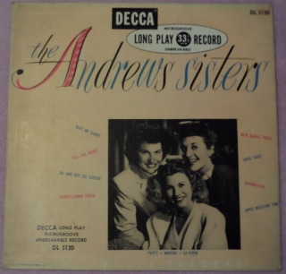 The Andrews Sisters - The Andrews Sisters