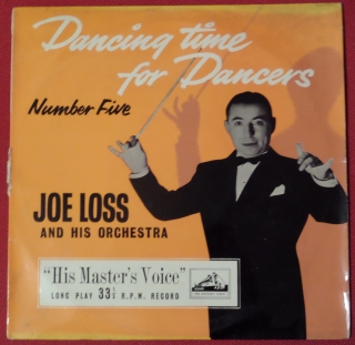 Dancing Time For Dancers - Joe Loss & His Orchestra