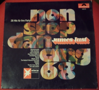 Non Stop Dancing '68: 28 hits für Ihre Party - James Last