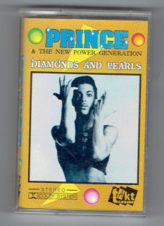 Diamonds and pearls - Prince (kazeta)