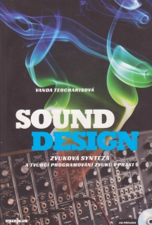 Sound design - Vanda Teocharisová (+CD!)