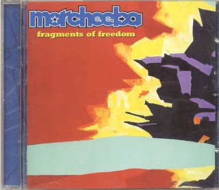 CD - Fragments of Freedom - Morcheeba