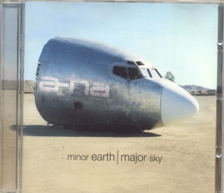 CD - Minor Earth Major Sky - A-ha