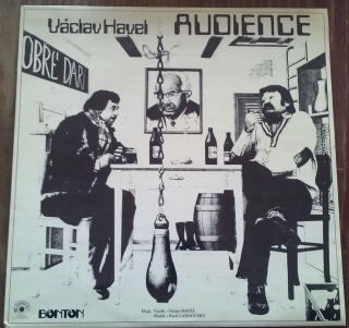 Václav Havel - Audience (LP, gramodeska)