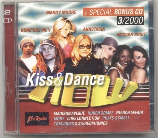 CD - Kiss & Dance Now