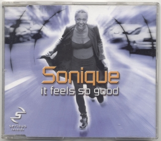 CD - It Feels So Good - Sonique